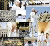 Series on Hajj and visiting Kaaba in Mecca