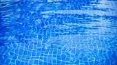 Pool Water Reflecting
