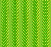 Zigzags green pattern.
