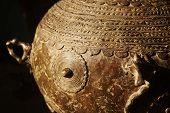 Oriental Decorated Jar