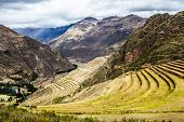stock photo of andes  - Peru Pisac  - JPG