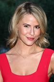 LOS ANGELES - JUN 15:  Linsey Godfrey attends The Leukemia & Lymphoma Society 2013 Man & Woman of th