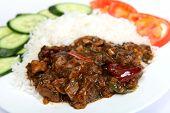 Beef Szechuan Meal