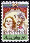 Postage Stamp Australia 1989 Gladys Moncrieff And Roy Rene