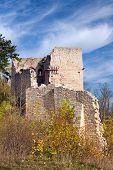 castle ruin Lobdeburg