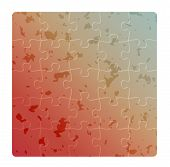 Gradient Field Of Puzzles With Spots
