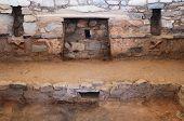 Peru Ancient Ruins, Temple Of Kotosh, Huanuco
