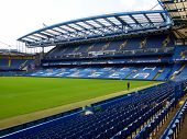 LONDON - JULY 24. A non-match day at the Chelsea FC Stamford Bridge Stadium