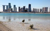Abu Dhabi From Saadiyat Island