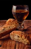 Cantucci And Vino Santo