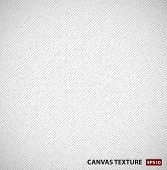 vector white canvas background texture