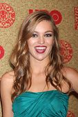 vLOS ANGELES - JAN 12:  Lili Simmons at the HBO 2014 Golden Globe Party  at Beverly Hilton Hotel on January 12, 2014 in Beverly Hills, CA