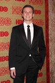 vLOS ANGELES - JAN 12:  Jonathan Groff at the HBO 2014 Golden Globe Party  at Beverly Hilton Hotel o
