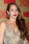 vLOS ANGELES - JAN 12:  Jemima Kirke at the HBO 2014 Golden Globe Party  at Beverly Hilton Hotel on