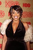 vLOS ANGELES - JAN 12:  Niecy Nash at the HBO 2014 Golden Globe Party  at Beverly Hilton Hotel on Ja