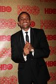 vLOS ANGELES - JAN 12:  Hill Harper at the HBO 2014 Golden Globe Party  at Beverly Hilton Hotel on J