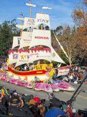 Honda's Float