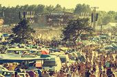 Przystanek Woodstock (woodstock Festival),  biggest summer open air rock music festival in Europe.