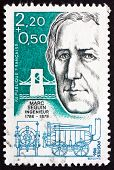 Postage Stamp France 1986 Marc Seguin, Engineer
