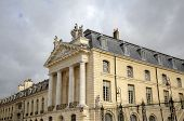 stock photo of dukes  - City Hall in the Palace of Dukes and Estates of Burgundy - JPG