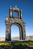 Ancient Ornate Arch, La Paz