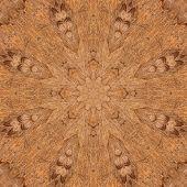 Seamless pattern, mosaic of  fabric