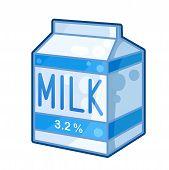 Carton of milk