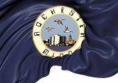 Flag Of Rochester