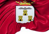 Flag Of Albacete