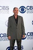 LOS ANGELES - MAY 19:  Miguel Ferrer at the CBS Summer Soiree at the London Hotel on May 19, 2014 in
