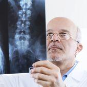 Radiologist At Work