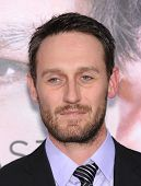 LOS ANGELES - APR 10:  Josh Stewart arrives to the 'Transcendence' Los Angeles Premiere  on April 10