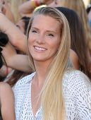 LOS ANGELES - JUN 09:  Heather Morris arrives to the
