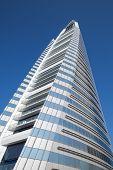 Bahrain World Trade Center Complex Facade