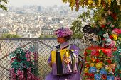 France. Paris. Montmartre.