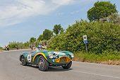 Vintage Aston Martin Db 3 S (1953) In Mille Miglia 2014