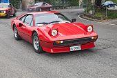 Vintage Ferrari 208 Gtb