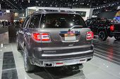 Gmc Acadia On Display