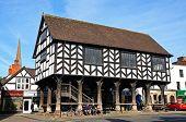 The Market House, Ledbury.