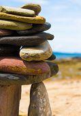 Zen Pebbles Sustainable Growth