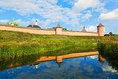 Spaso - Evfimevsky monastery. Suzdal