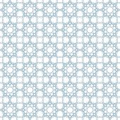 Abstract vector background Seamless flower grid pattern