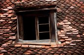 Mansard Old Roof Tile