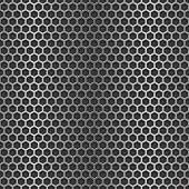 Chrome cell seamless background. Design template