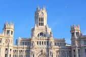 Cibeles Palace, Madrid