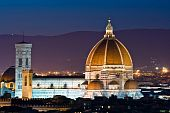 Firenze Duomo Cathedral of Florence Italy
