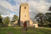 countryside church