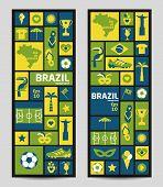 picture of carnival brazil  - Vector Illustration of Brazil - JPG