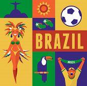 foto of carnival brazil  - Brazil - JPG
