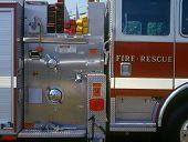 Fire engine controls